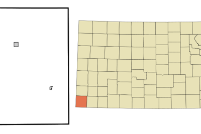 Location Of Elkhart Kansas