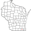 Location Of Elkhorn Wisconsin