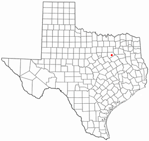 Location Of Ennis Texas