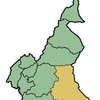 Location Of East Region Within Cameroon