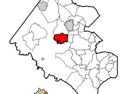 Location Of Fairfax Relative To Fairfax County Virginia