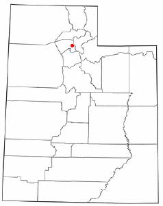 Location Of Farmington Utah