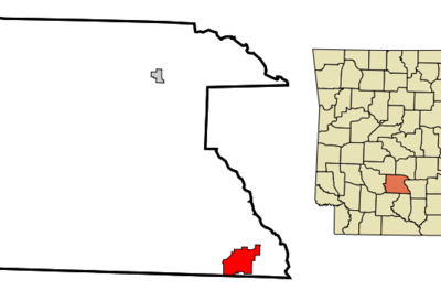 Location In Dallas County And The State Of Arkansas