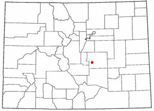 Location Of Fort Carson Colorado