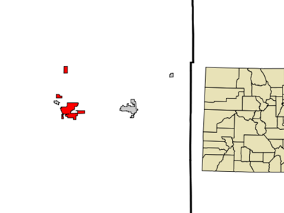Location In Morgan County And The State Of Colorado