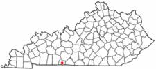 Location Of Franklin Kentucky