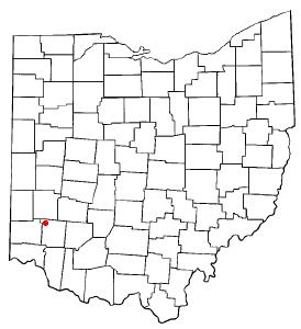 Location Of Franklin Ohio