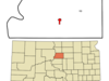 Location In Potter County