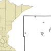 Location Of Glenwood Minnesota