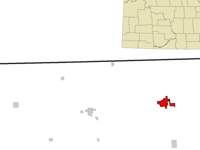 Location Of Grafton North Dakota