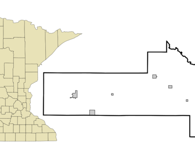 Location Of Granite Falls Minnesota
