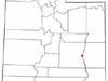 Location Of Green River Utah