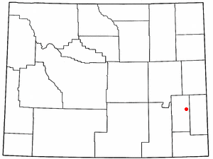 Location Of Guernsey Wyoming