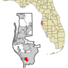 Location In Pinellas County And The State Of Florida