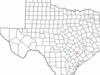 Location Of Hallettsville Texas