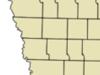 Location Of Hampton Iowa