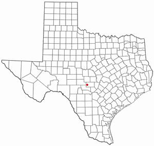 Location Of Harper Texas