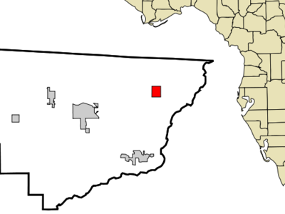Location In Gadsden County And The State Of Florida