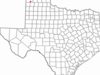 Location Of Hereford Texas