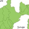 Location Of Higashiizu In Shizuoka