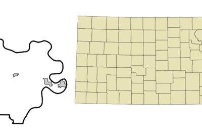 Location Of Highland Kansas