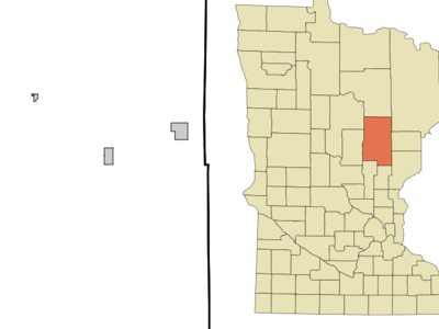 Location Of Hill City Minnesota