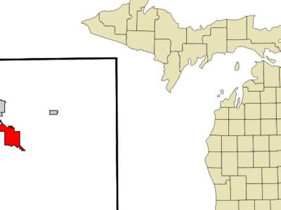 Location Of Hillsdale Michigan