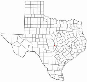Location Of Horseshoe Bay Texas