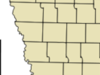 Location Of Hudson Iowa