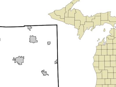 Location Of Hudson Michigan