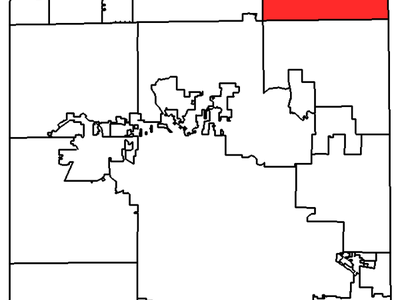 Location Within Summit County Ohio