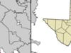 Location Of Hutchins In Dallas County Texas