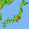 Location Izu Peninsula