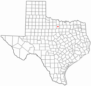 Location Of Jacksboro Texas