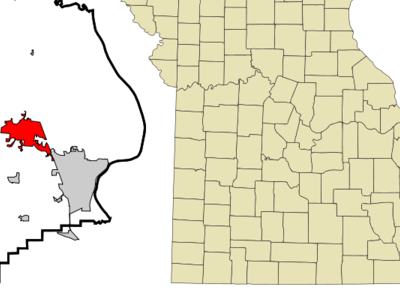 Location Of Jackson Missouri