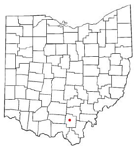 Location Of Jackson Ohio