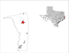 Location Of Jasper Texas