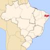 Location Of Joo Pessoa