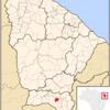 Location Of Juazeiro Do Norte