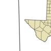 Location Of Kaufman In Kaufman County Texas