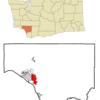 Location Of Kelso Washington
