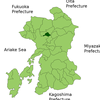 Location Of Kikuy In Kumamoto