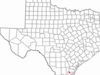 Location In The State Of Texas