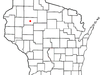 Location Of Ladysmith Wisconsin