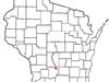 Location Of Lake Delton Wisconsin