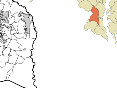 Location Of Langley Park Maryland