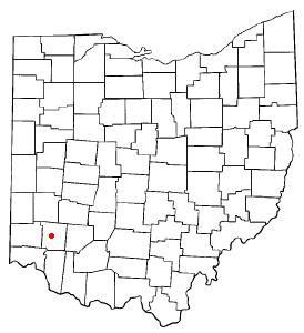 Location Of Lebanon Ohio
