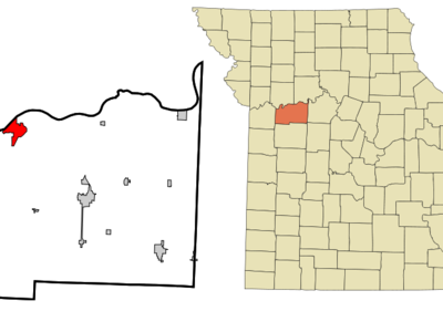 Location Of Lexington Missouri