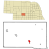 Location Of Lexington Nebraska