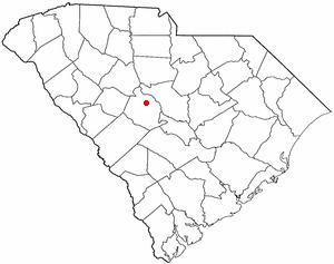 Location Of Lexington South Carolina